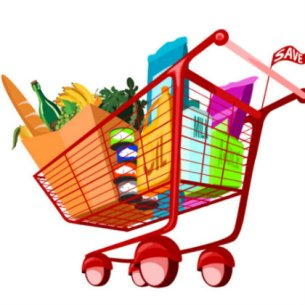 Cart Grocery dT9KejLBc