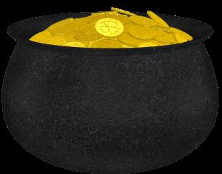 pot of goldrinGLno4T