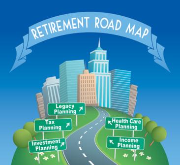 Retirement Road Map 6Ty5e4Akc
