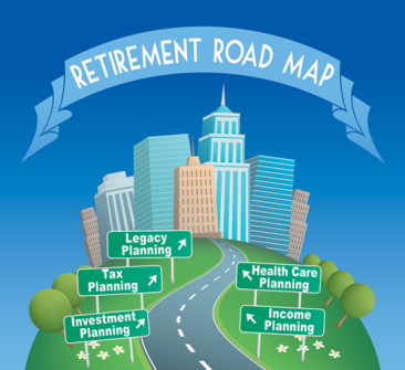 Retirement Road Map 6Ty5e4Akc