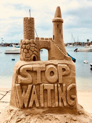 Stop Waiting james-carol-lee-771467-unsplash